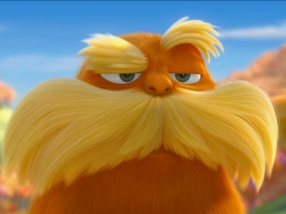 dr seuss the lorax review