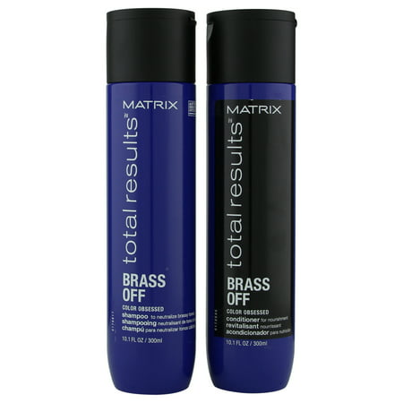 matrix hair shampoo and conditioner review