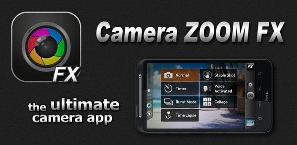 camera zoom fx premium review