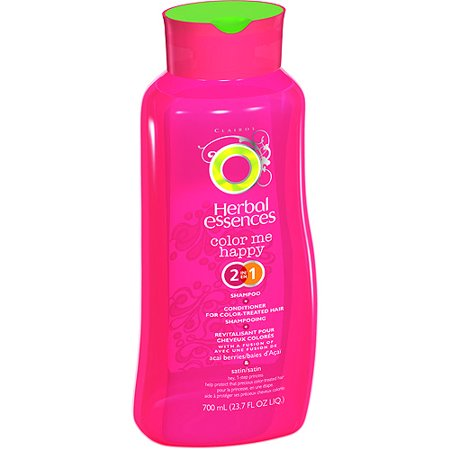 herbal essence color me happy shampoo review