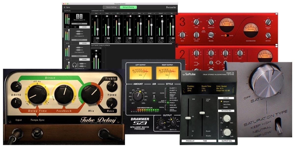 focusrite 18i20 2nd gen review