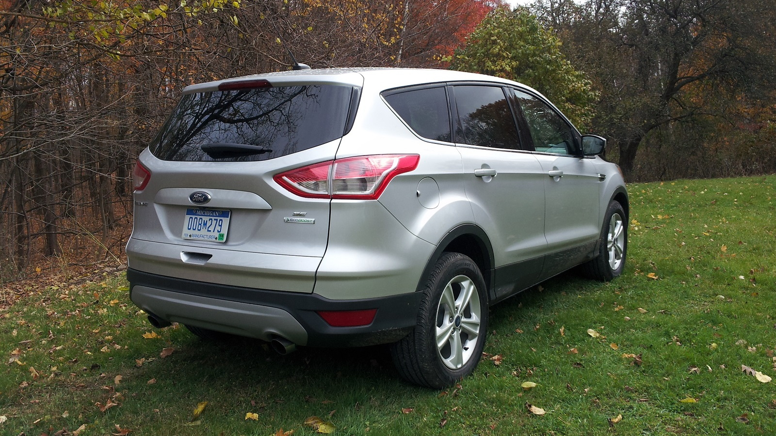ford escape 2014 1.6 ecoboost review