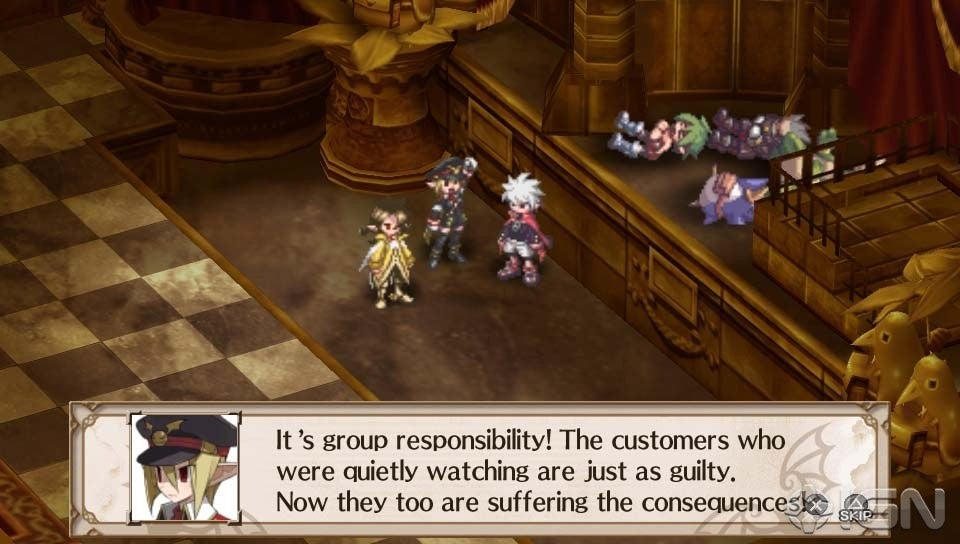 disgaea 5 switch review ign