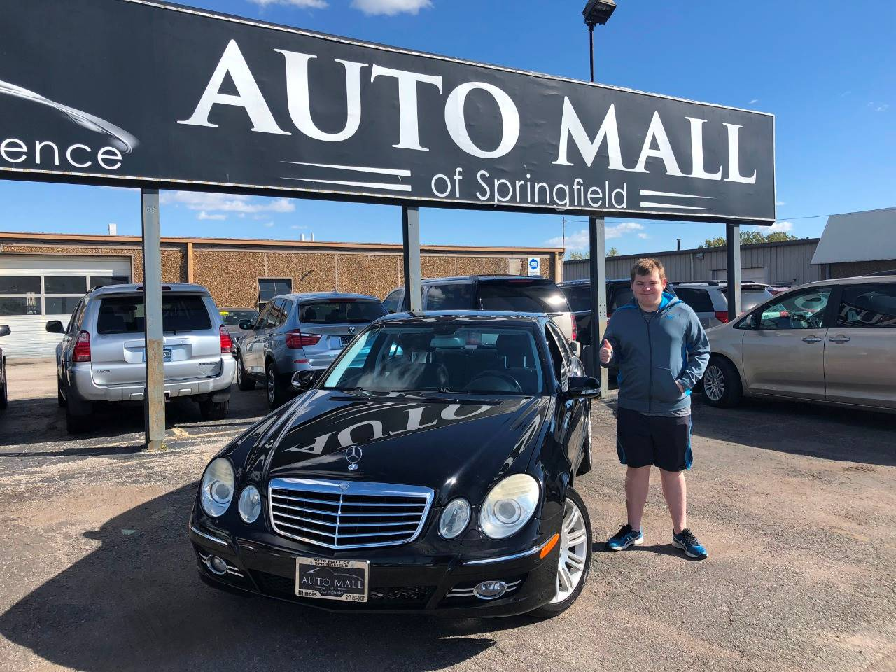 auto mall of springfield reviews