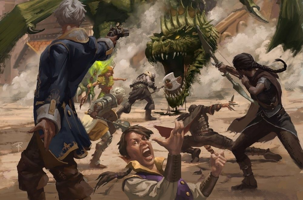 critical role tal dorei campaign setting review