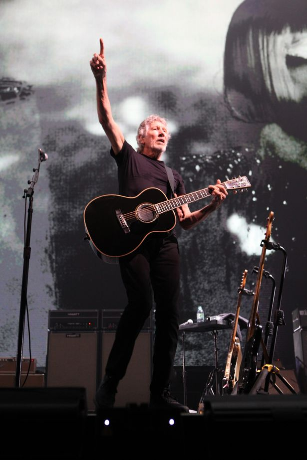 roger waters us and them tour review