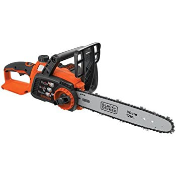 black and decker 20v chainsaw review