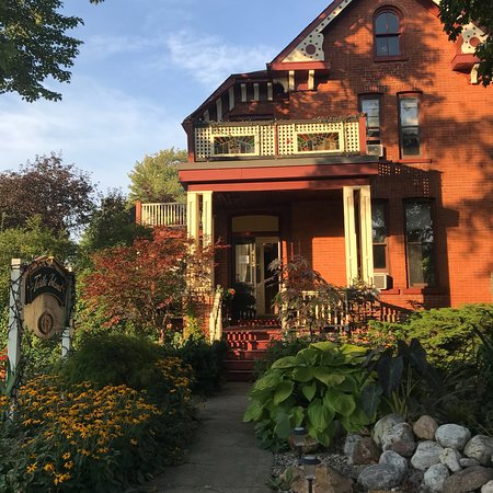 gananoque bed and breakfast reviews