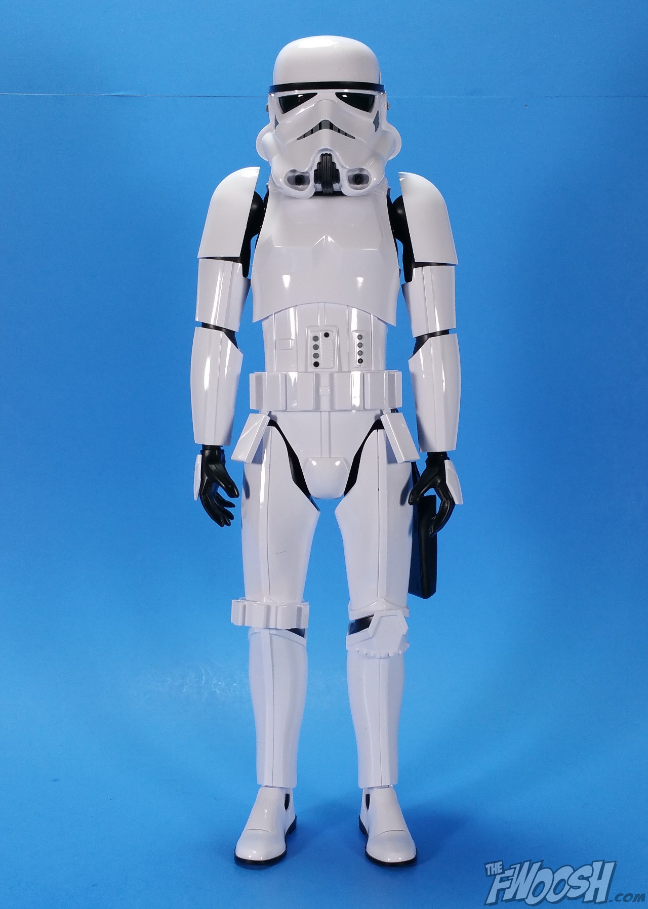 bandai 1 6 stormtrooper review