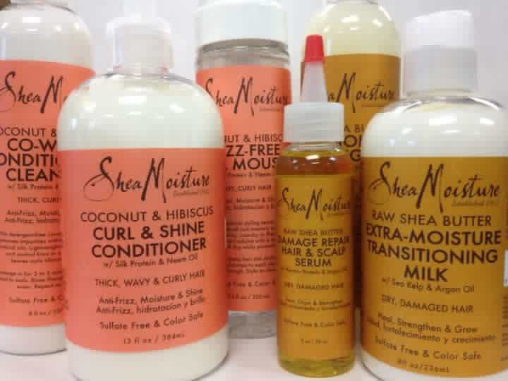 shea moisture hair products reviews