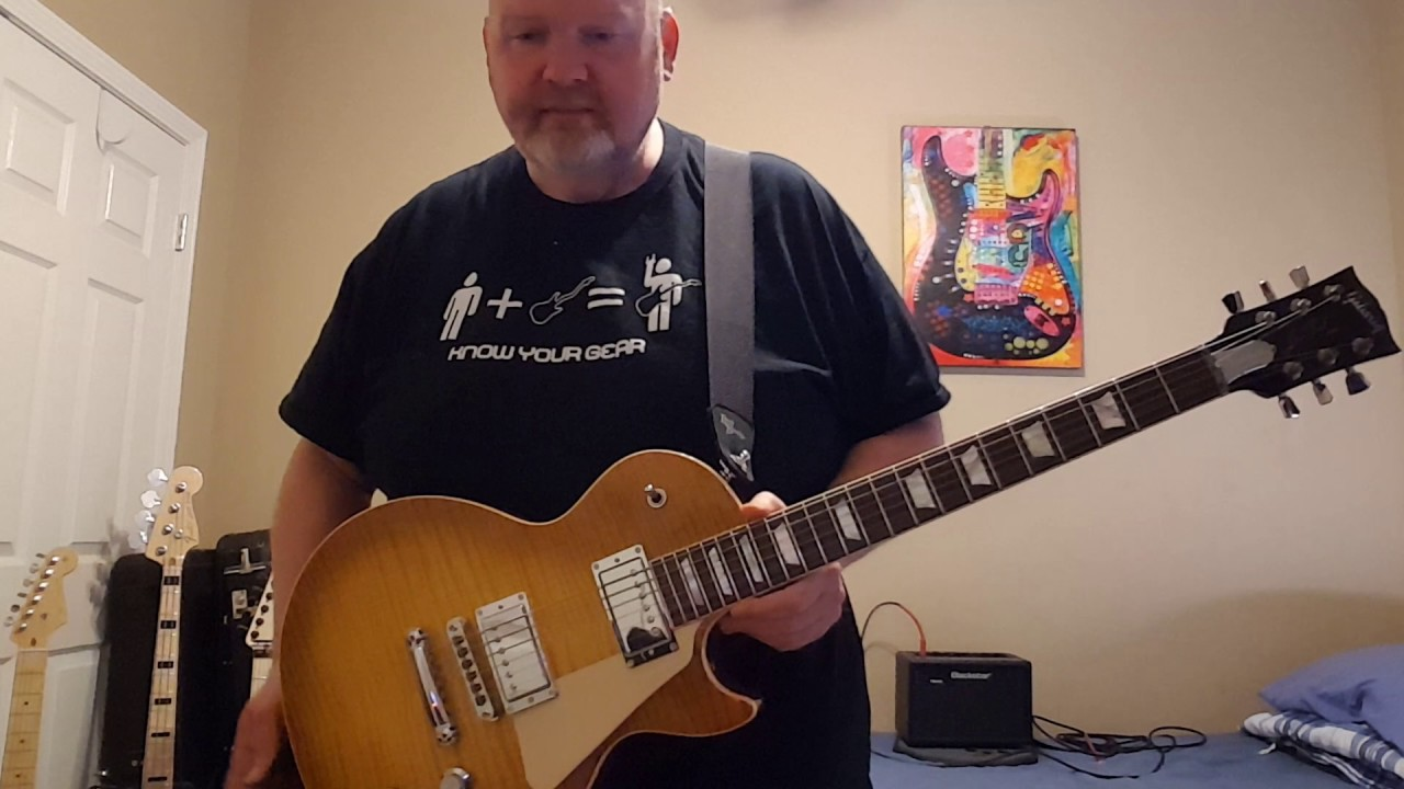 gibson les paul standard 2017 review
