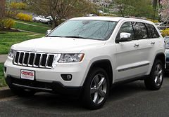2012 jeep grand cherokee overland v8 review