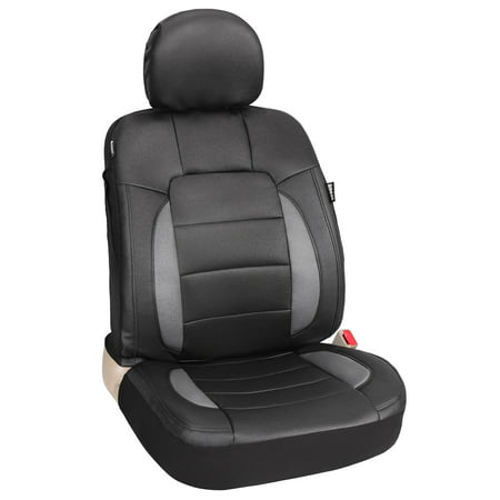 faux leather seat covers review