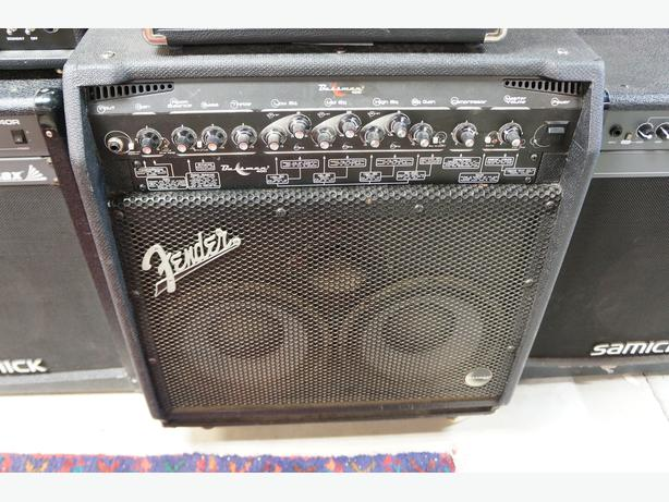 fender bassman 400 combo review
