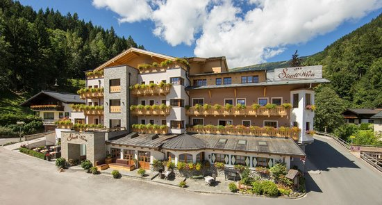 hotel romantik zell am see reviews
