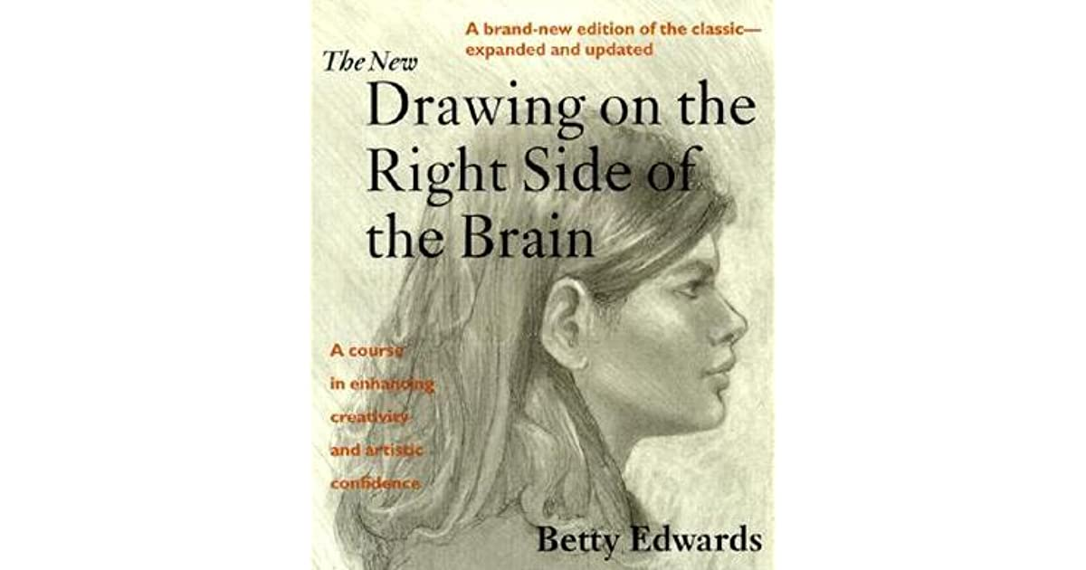 drawing on the right side of the brain review
