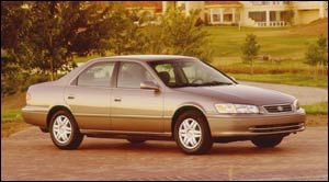 2000 toyota camry xle v6 review