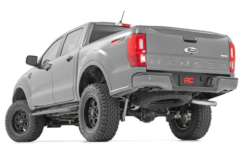 ford ranger suspension lift kits reviews