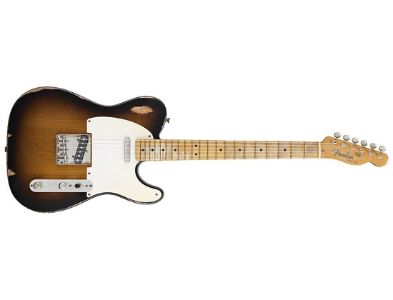 fender road worn telecaster review