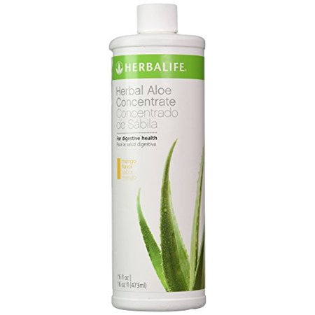herbal aloe concentrate mango review