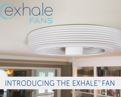 exhale bladeless ceiling fan reviews