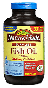 dr sears fish oil reviews