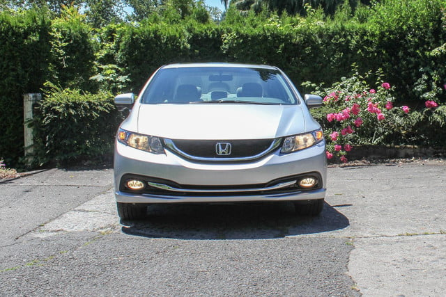 2015 honda civic ex l review