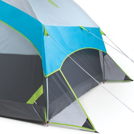 coleman grand valley 6 person tent review