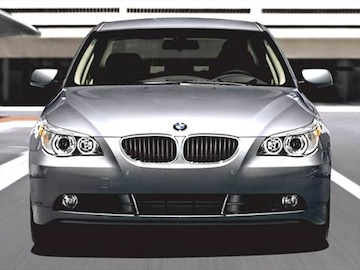 bmw 5 series 2007 review