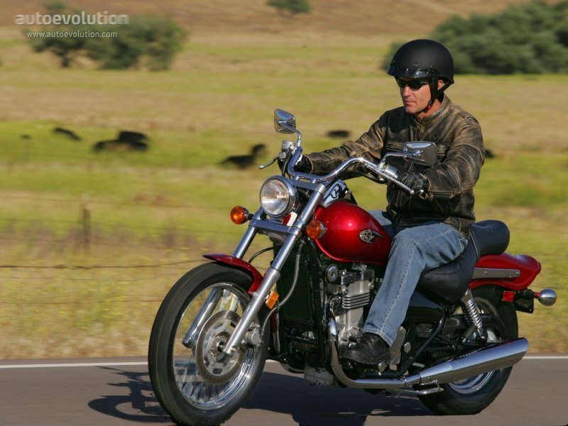 2006 kawasaki vulcan 500 ltd review