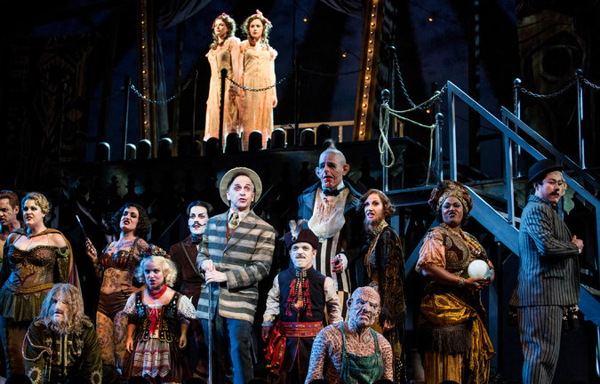 best off broadway shows reviews