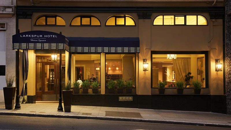 hotel reviews san francisco union square