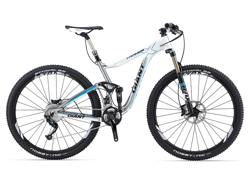 giant trance x1 2012 review