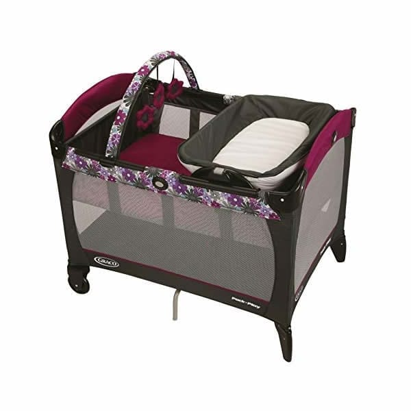 graco pack n play reversible napper and changer reviews