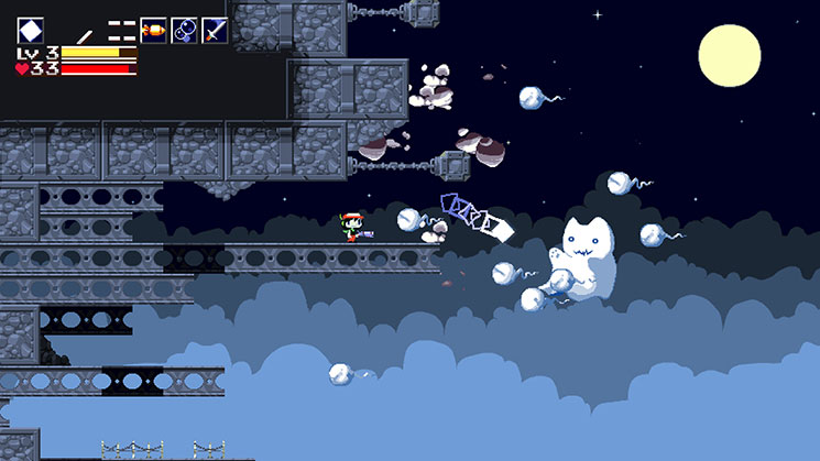 cave story nintendo switch review