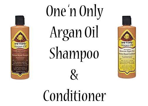 one n only argan oil reviews