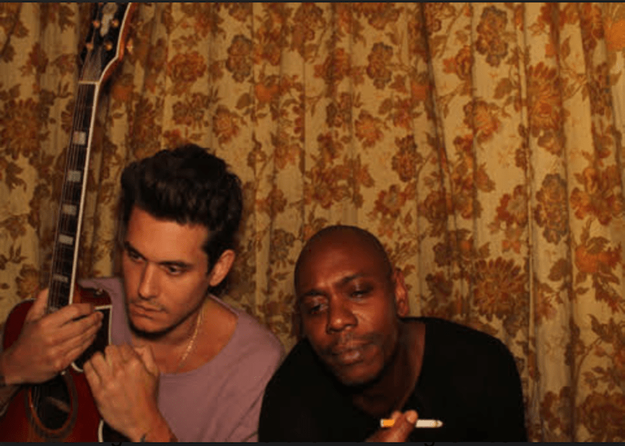 dave chappelle john mayer review