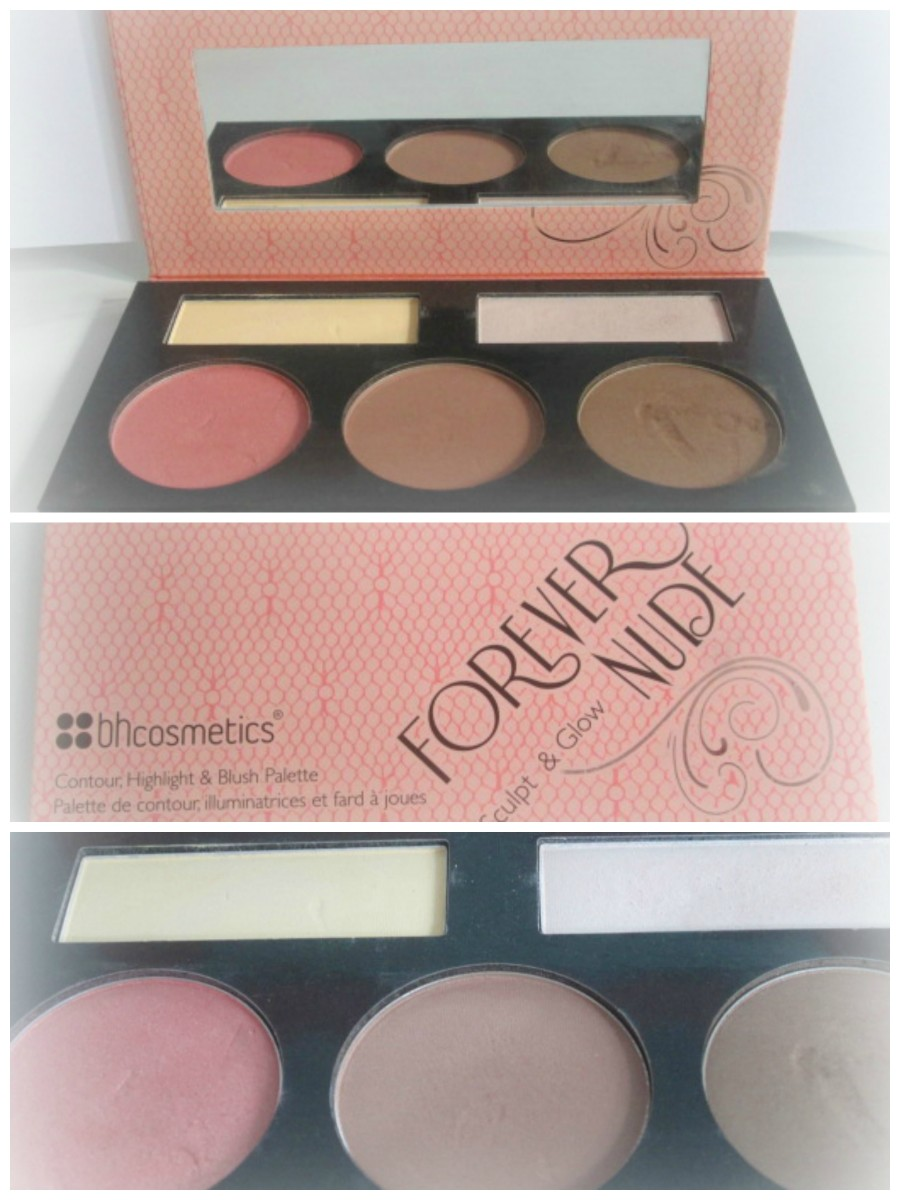 bh cosmetics sculpt and glow review