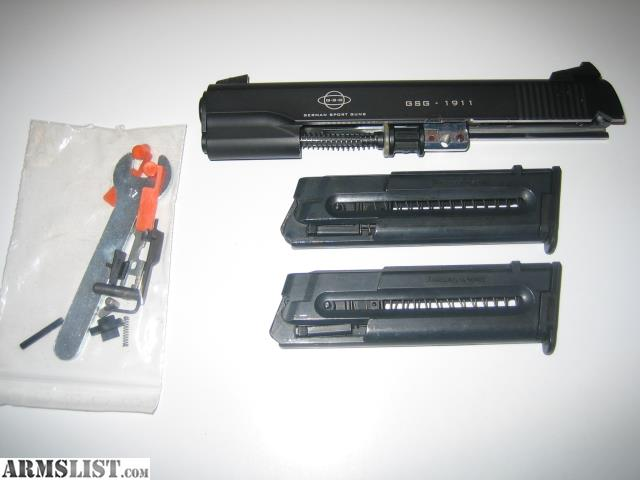 gsg 1911 22 conversion kit review