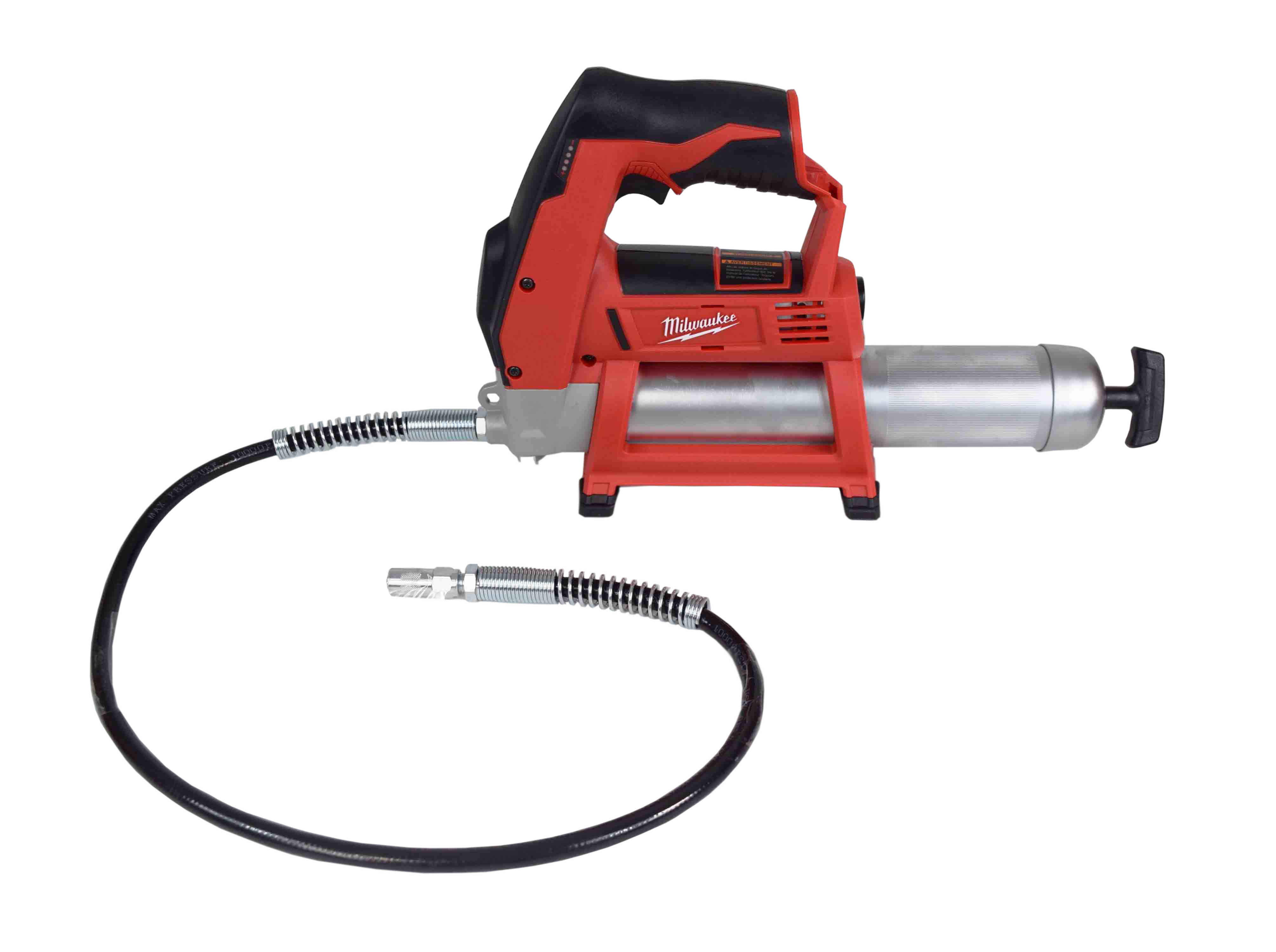 milwaukee cordless grease gun reviews