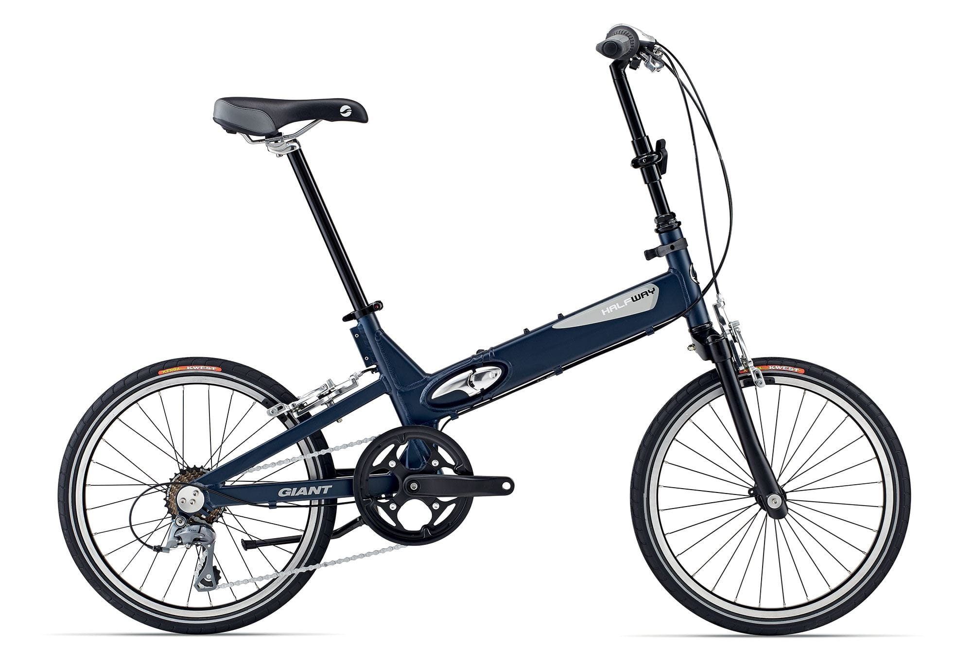giant halfway folding bike review