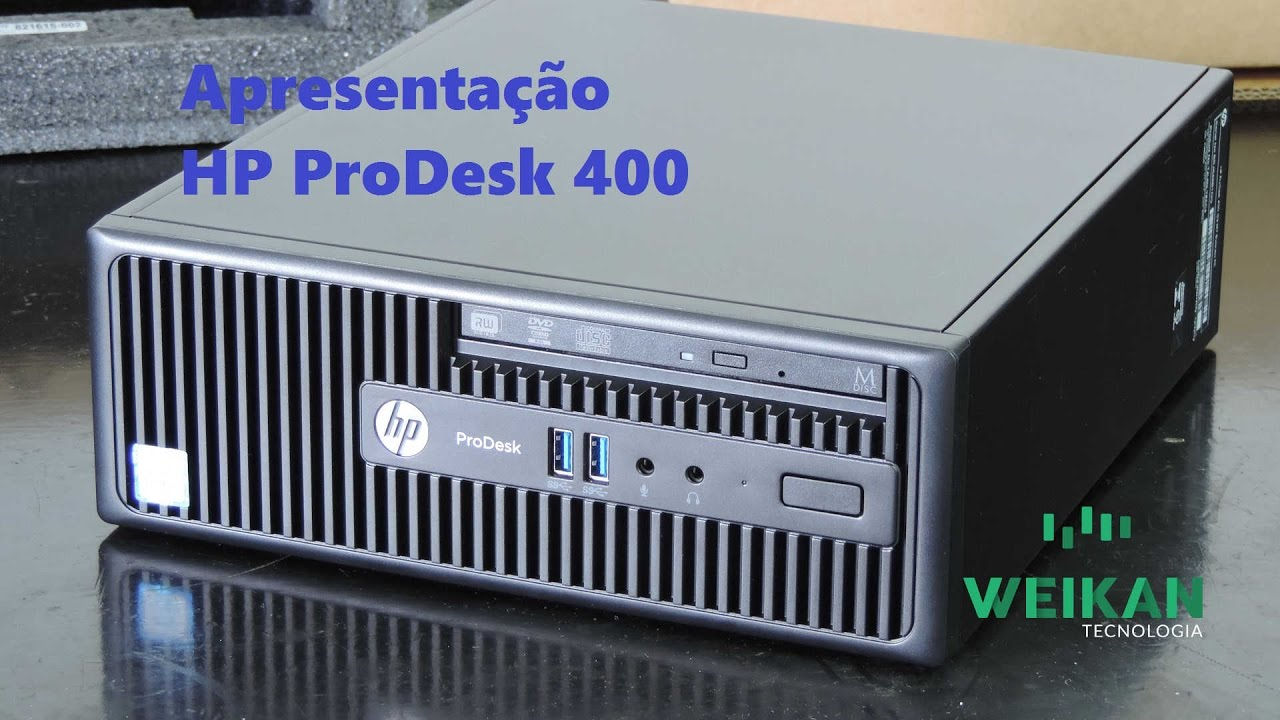 hp prodesk 400 g3 review
