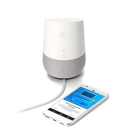 google home voice activated speaker review