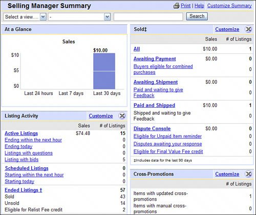 ebay selling manager pro review