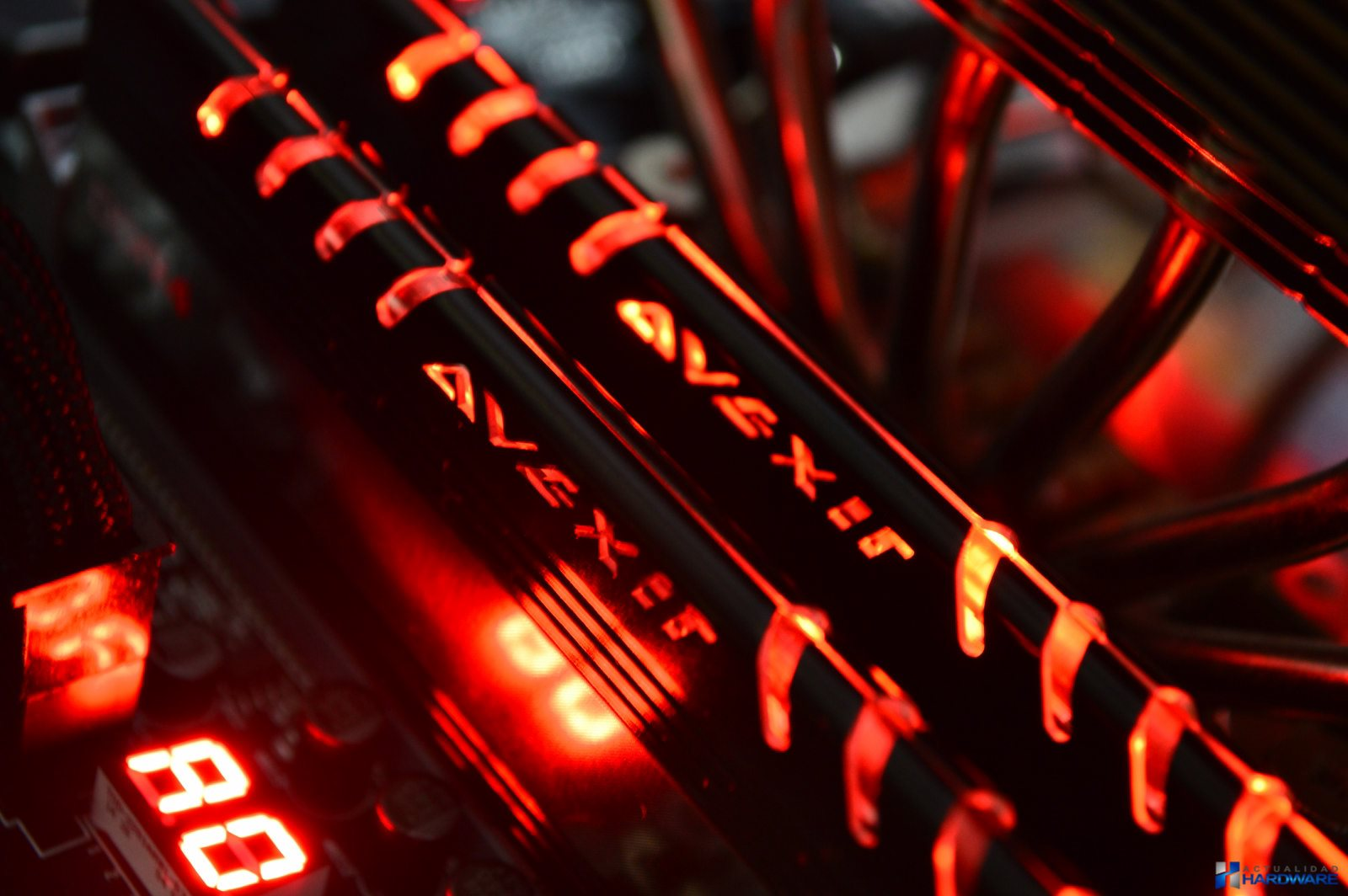 avexir core series ddr4 review
