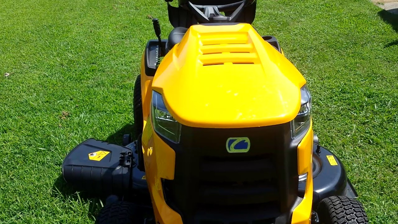 cub cadet xt2 46 review
