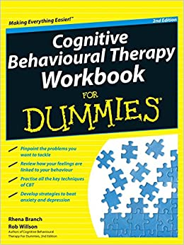 cognitive behavioural therapy for dummies review