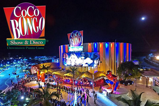 coco bongo punta cana reviews