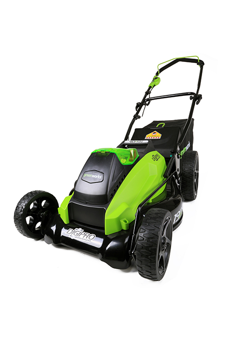 greenworks 40v lawn mower review
