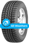 goodyear wrangler all weather review